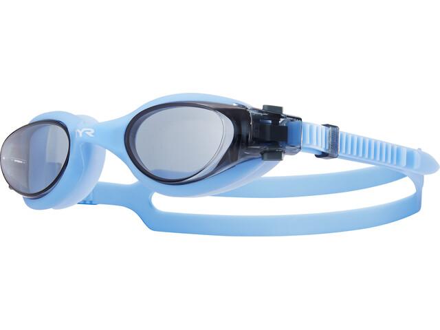 TYR Vesi Lunettes de protection Mirrored, smoke/blue